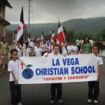 La Vega Christian School March